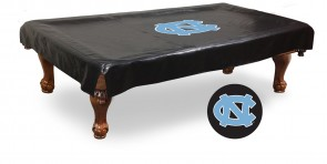University of North Carolina Logo Billiard Cover