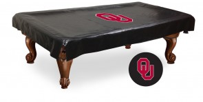 University of Oklahoma Logo Billiard Cover