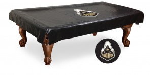 Purdue University Logo Billiard Cover
