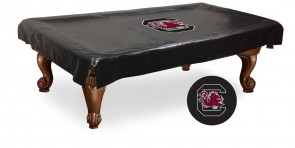 University of South Carolina Logo Billiard Cover