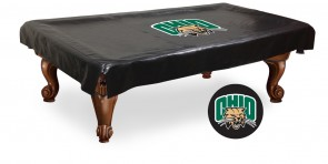 Ohio University Pool Table Cover