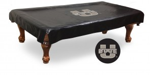 Utah State Pool Table Cover
