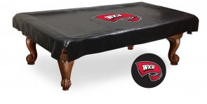 Western Kentucky University Logo Billiard Cover