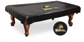 Wright State Pool Table Cover