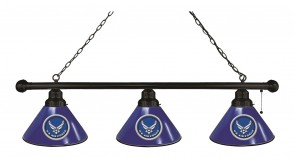 US Air Force Billiard Light Black Finish