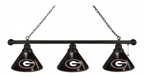 Georgia G Billiard Light Black Finish