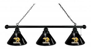 Missouri Western State Billiard Light Black Finish