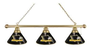 College Logo Billiard light - Brass