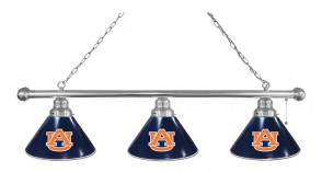 Auburn Billiard Light Chrome Finish