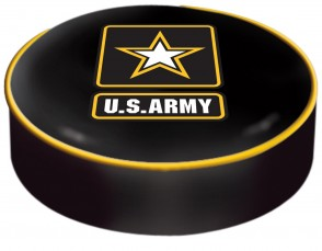 US Army Logo Bar Stool Seat Cover