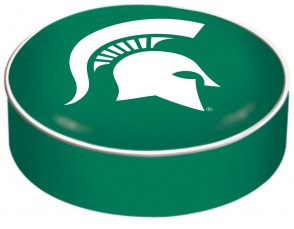 Michigan State University Logo Bar Stool Seat Cover