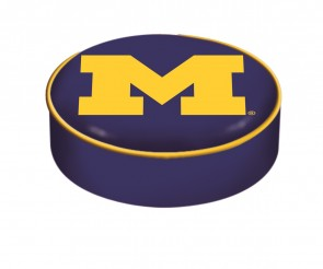 University of Michigan Logo Bar Stool Seat Cover
