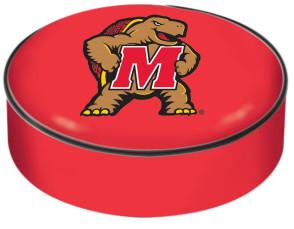 University of Maryland Logo Bar Stool Seat Cover