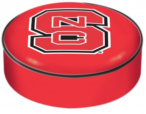 North Carolina State Logo Bar Stool Seat Cover