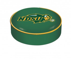 North Dakota State Green Logo Bar Stool Seat Cover
