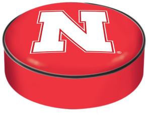 University of Nebraska Logo Bar Stool Seat Cover