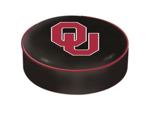 University of Oklahoma Logo Bar Stool Seat Cover