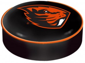 Oregon State University Logo Bar Stool Seat Cover