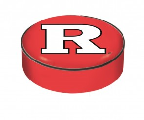 Rutgers University Logo Bar Stool Seat Cover