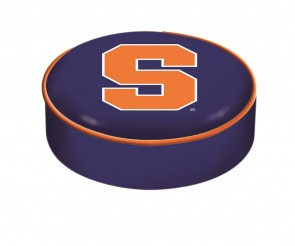 Syracuse University Logo Bar Stool Seat Cover