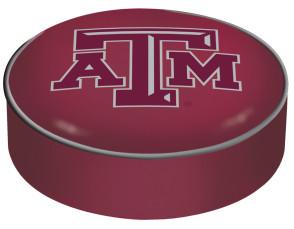 Texas A&M Logo Bar Stool Seat Cover