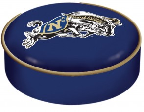 US Naval Academy Logo Bar Stool Seat Cover