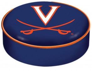 University of Virginia Logo Bar Stool Seat Cover