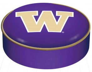 University of Washington Logo Bar Stool Seat Cover
