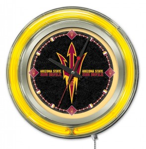 Arizona State Pitchfork 15 inch Front View