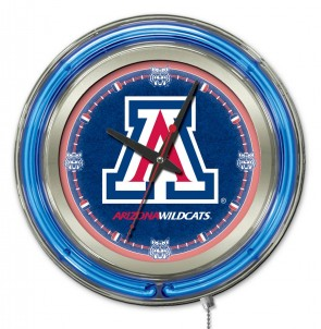 Arizona 15 Inch Neon Clock