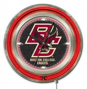 Boston College 15 Inch Neon Side View