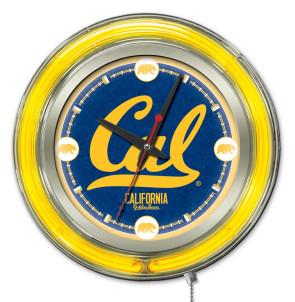 California 15 Inch Neon Clock