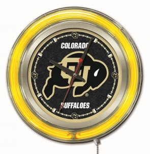 Colorado 15 Inch Neon Clock