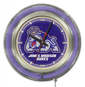 ames Madison 15 Inch Neon Clock
