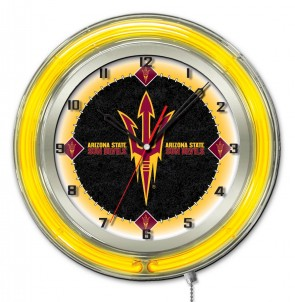 Arizona State Pitchfork 19 inch Front View