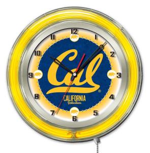 California 19 Inch Neon Clock
