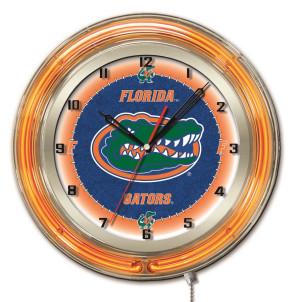 Florida 19 Inch Neon Clock