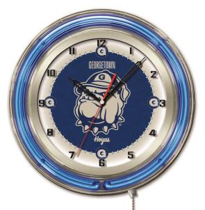 Georgetown 19 Inch Neon Clock