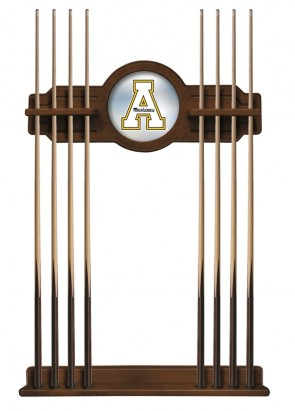 Appalachian State Cue Rack Chardonnay Finish