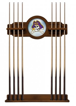 East Carolina University Cue Rack in Chardonnay Finish