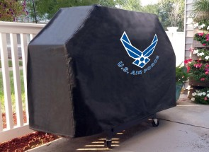 US Air Force Grill Cover Lifestyle