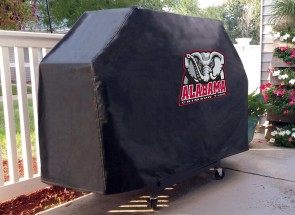 Alabama Elephant Grill Cover Lifestyle