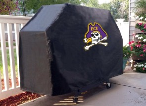 East Carolina University Logo Grill Cover
