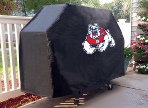 Fresno State Grill Cover Lifestyle