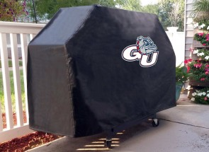 Georgia Tech Grill Cover Lifestyle