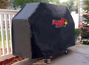 Illinois State Grill Cover Lifestyle