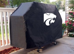 Kansas State Grill Cover Lifestyle