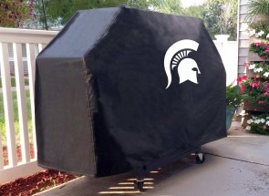 Michigan State University Logo Grill Cover