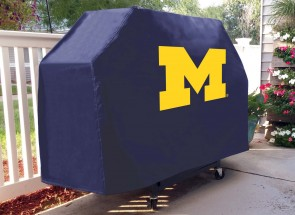 University of Michigan Logo Grill Cover