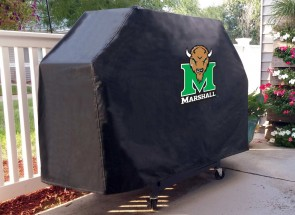 Marshall University Logo Grill Cover